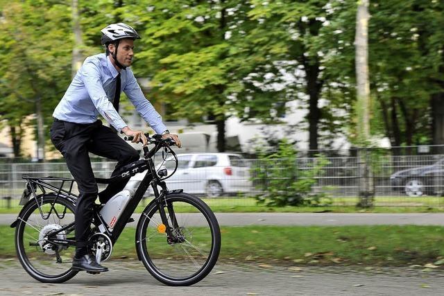 E-Bikes statt Dienstwagen?