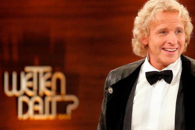 Thomas Gottschalk wechselt zur ARD