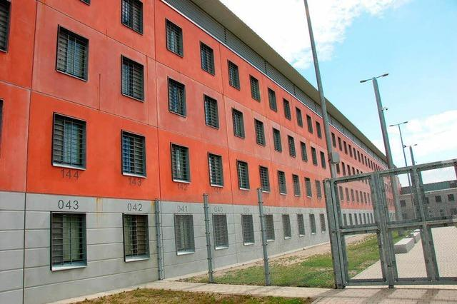JVA Offenburg: Neue Behandlung soll Rückfallgefahr bei Straftätern senken