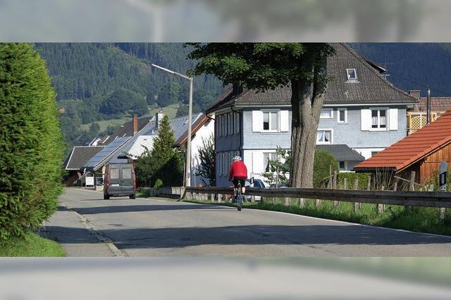 Ein Radweg wird geplant