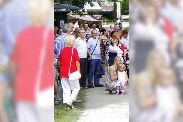 Von Luthers Hochzeit zum großen, bunten Parkfest