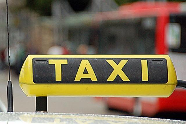 Taxistreit geht in die zweite Runde