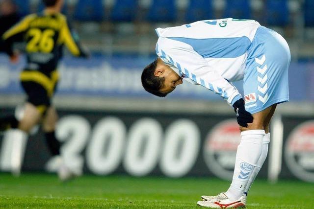3,5 Millionen fehlen – Racing Straßburg vor dem Aus