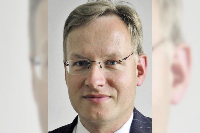 Wird Stuttgarts Regierungspräsident Deutschlands Chefankläger?