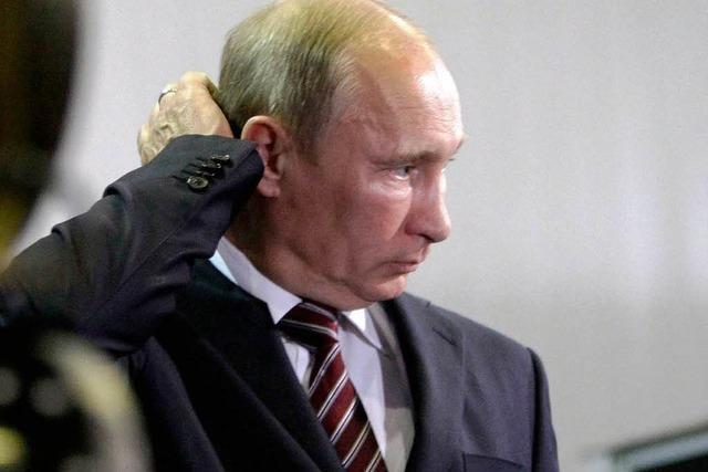 Putin bekommt den Preis doch nicht