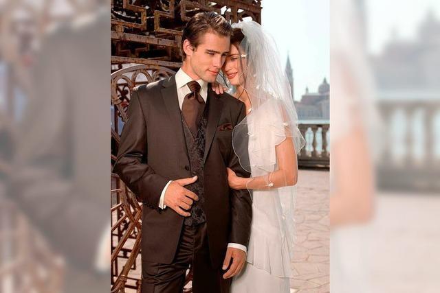 Erst Hochzeitsmesse, dann Miss-Wahl