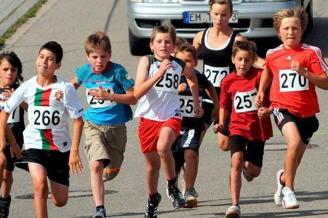 Fotos: Sommerlauf und Sommerfest in Oberschopfheim
