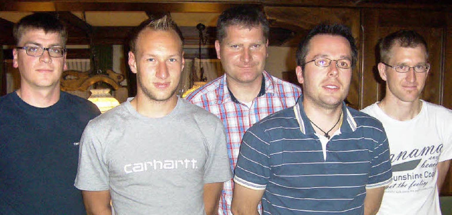 Björn Kiefer (links) ist neuer Vorsitz...and ausgeschieden ist Andreas Köpfer.   | Foto: Franz Kaiser