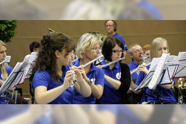 Konzertvergnügen im Zwei-Viertel-Takt