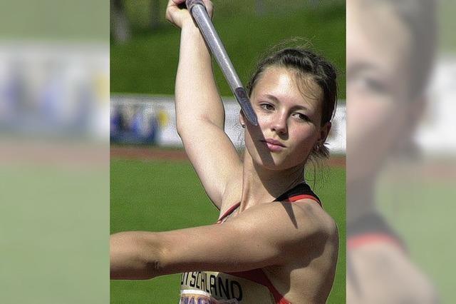 Vier Medaillen für Janice Waldvogel