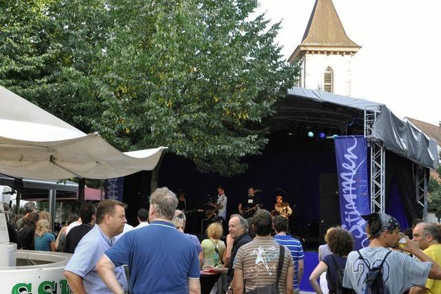 Junge Bands aus Basel