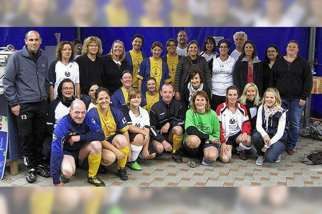 Frauenteam sagt Adieu