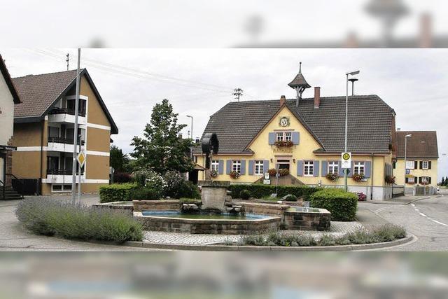 Schönheitskur fürs Dorf