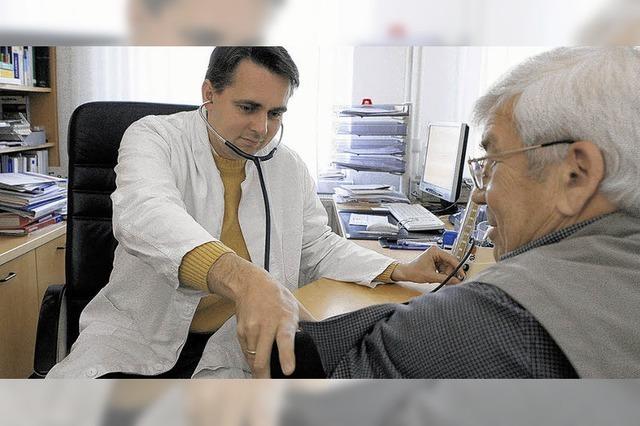 Kreisräte sorgen sich um die Ärzteversorgung