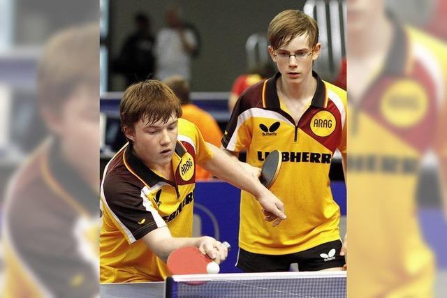 Sauer Team-Europameister