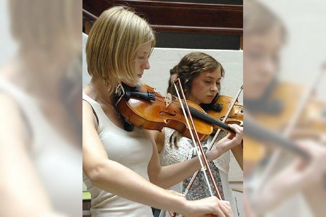 Harmonische Neuerungen beim Musiktag