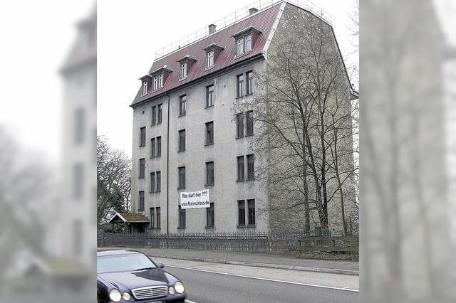 Rheinschlossprojekt auf Eis