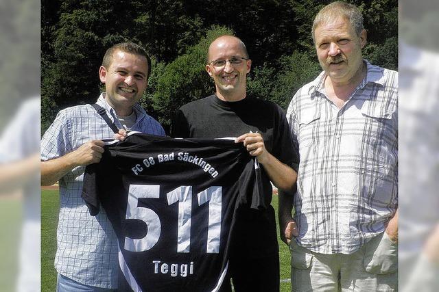 Der FC 08 dankt Tegethoff