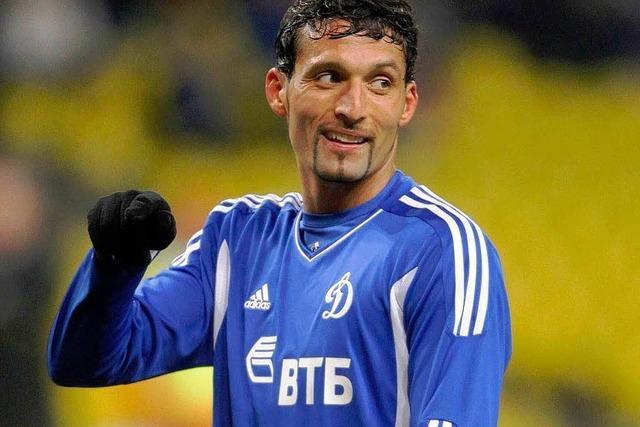 Kevin Kuranyi lässt Dynamo Moskau vom Titel träumen