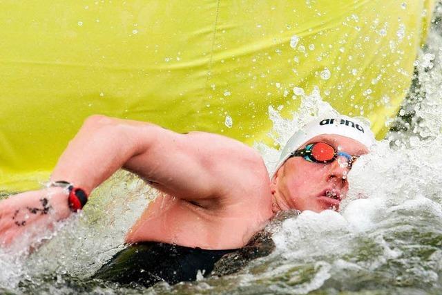 Freiwasser: Lurz holt WM-Silber – Olympia-Tickets