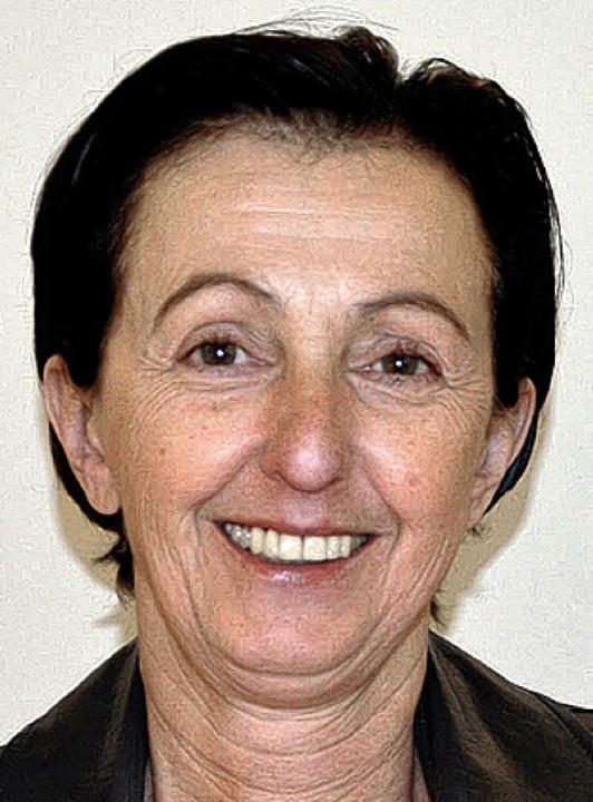 Birgit Baars bietet ihre Dienste als Senioren-Assistentin an.   | Foto: BZ