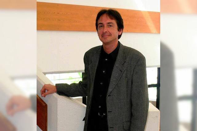 Hans-Peter Brugger ist neuer Konrektor