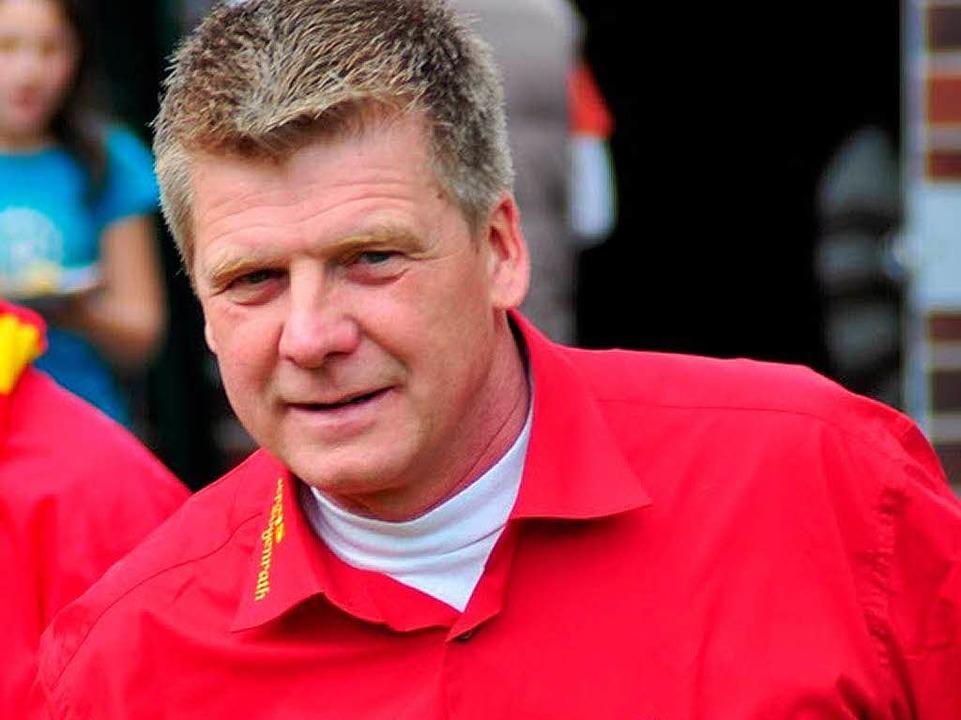 Ralf Klohr will gegen die Probleme im Kinderfußball ankämpfen.  | Foto: privat