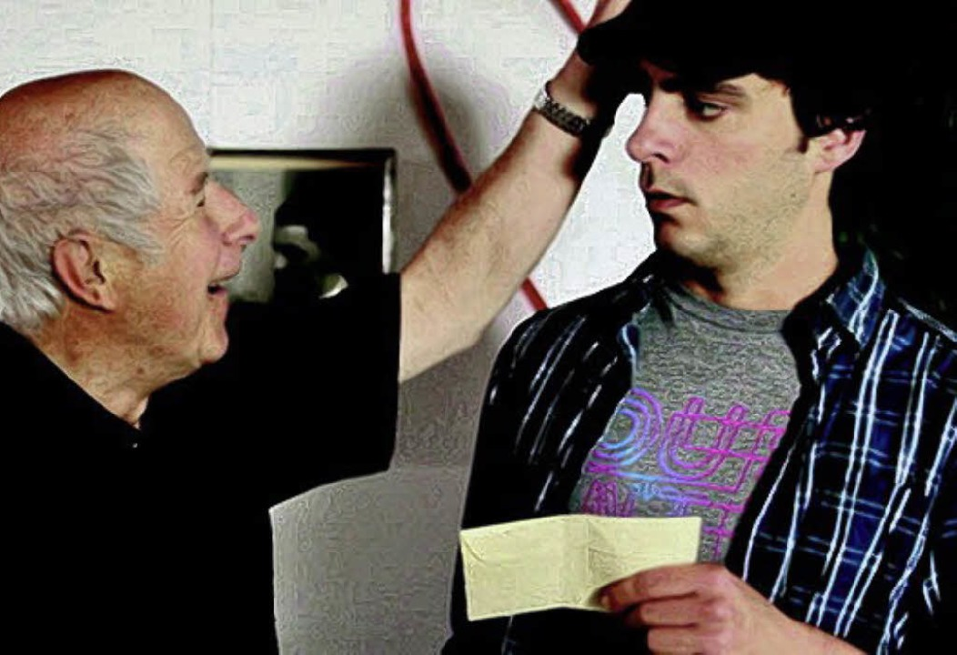 Edgar (B. Kuner) und Stefan (J. Watolla)   | Foto: pr