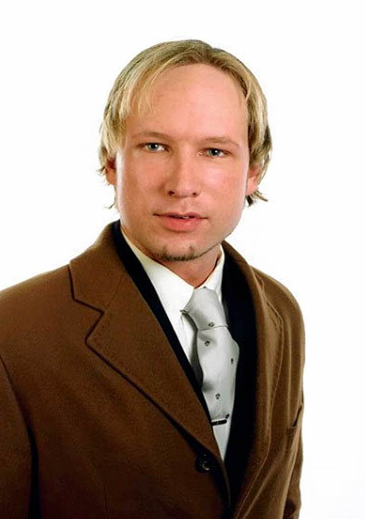 Question Anders behring breivik exclusively