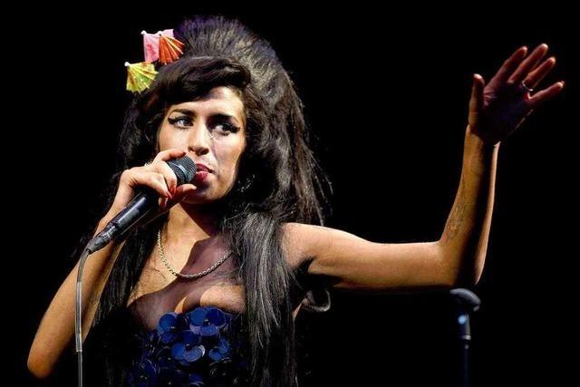 Amy Winehouse: Soul-Königin und öffentliche Trinkerin