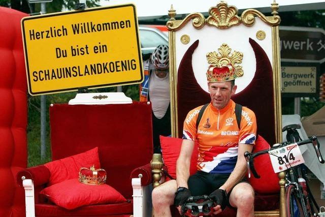 Schauinslandkönig: Kampf gegen den Berg – und das Wetter