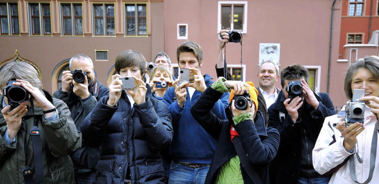 In Freiburg gibt's so manches zu...on mit der FWTM jedem Anbieter offen.   | Foto: Ingo Schneider