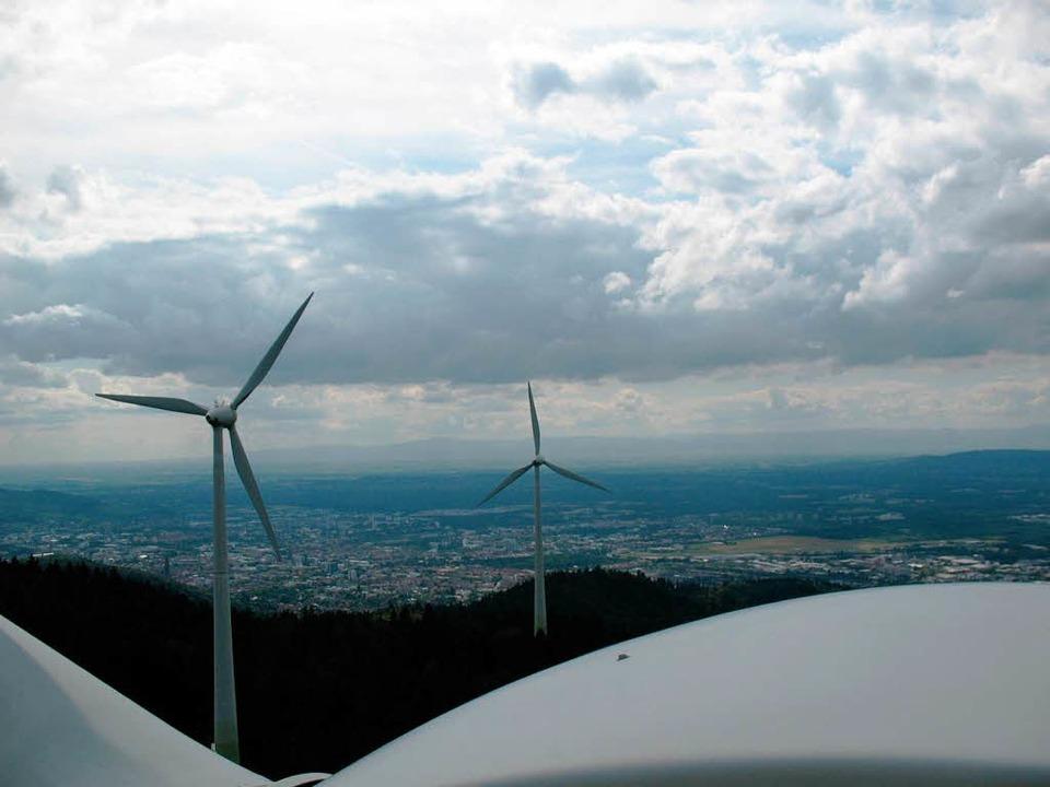 Trübe Aussichten für Windkraft im Glot...kraftanlagen auf der eigenen Gemarkung  | Foto: privat