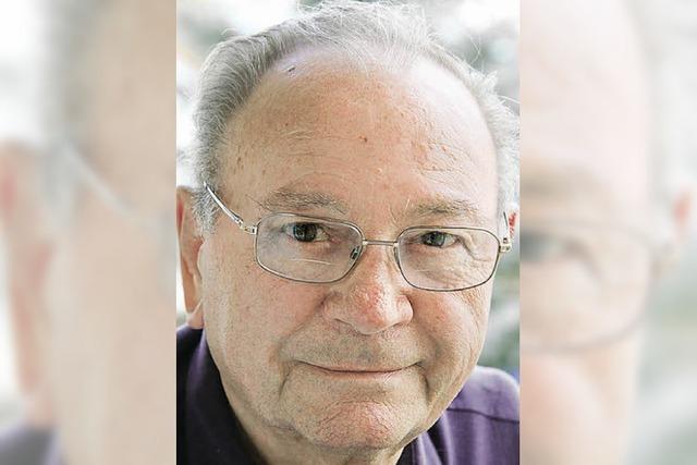 Albert Eichelberg wird heute 85 Jahre alt