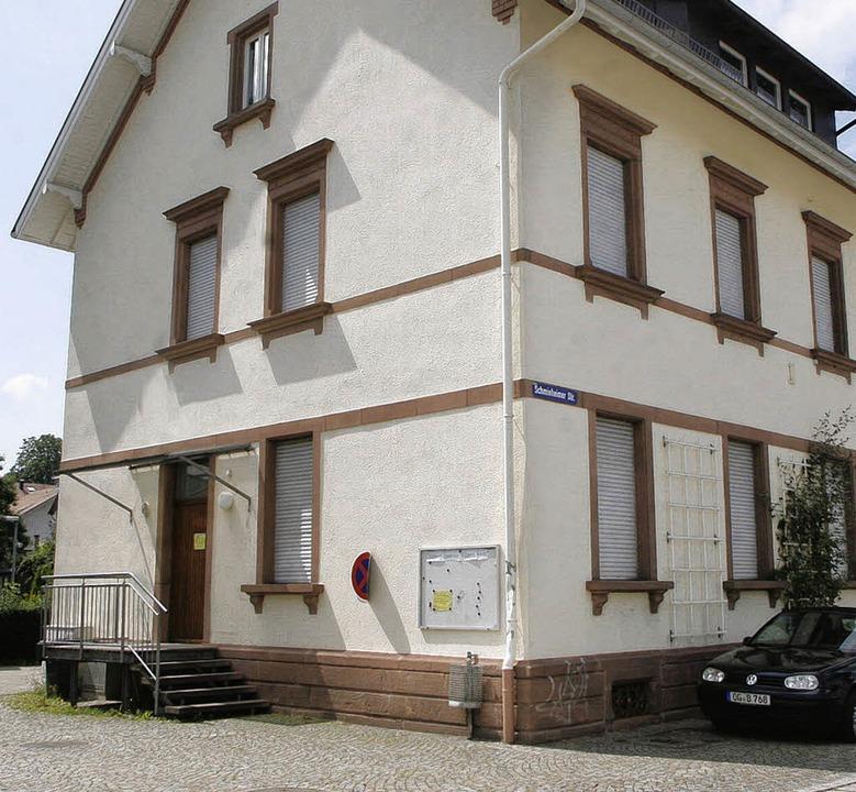 Das Jugendzentrum in Kippenheim soll i...äch mit dem Bürgermeister eingeladen.   | Foto: fotos: heidi fössel
