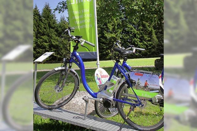 Infos zum neuen E-Bike-Netz