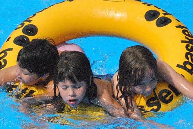 Badespaß nach gewissen Regeln