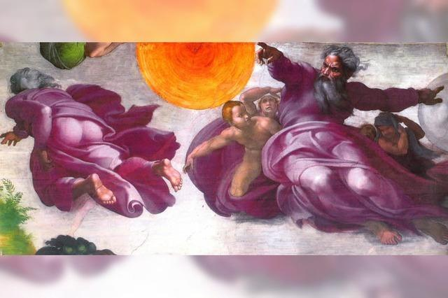 Der Künstler als Gott und Unternehmer
