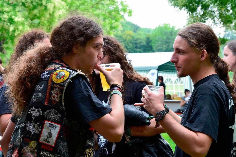 Impressionen vom Baden in Blut-Festival 2011 (Foto: Michael Reich)