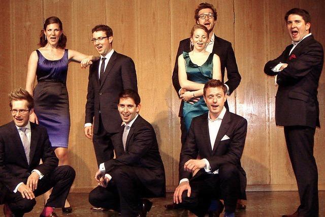 Choreografische Finesse, englischer Humor und witzige Persiflagen
