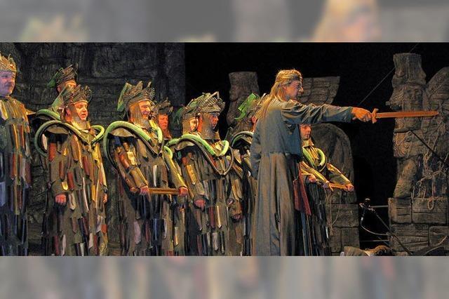 Opulentes Opernvergnügen unter freiem Himmel