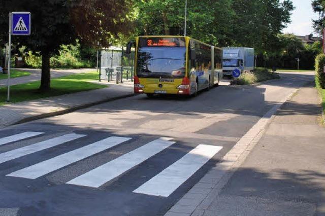 Umkirch will eine Fußgängerampel