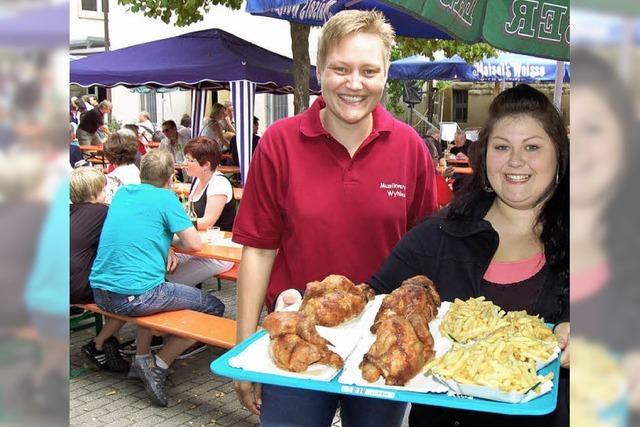 Fest für des Deutschen liebsten Hahn