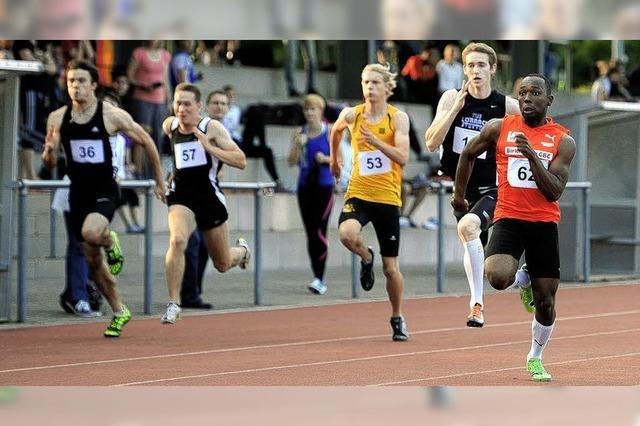 Manuela Schaub und Tatjana Steidle stellen neue Stadionrekorde auf
