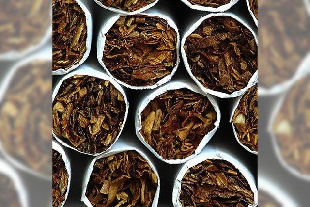 Das Geschäft mit Zigaretten füllt nach wie vor die Kassen