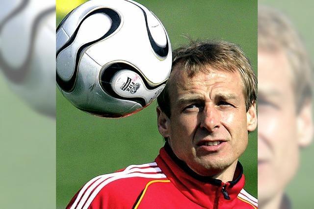 Schlüsselfigur Klinsmann