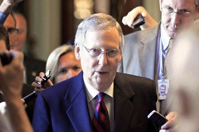 Schachzüge im Senat