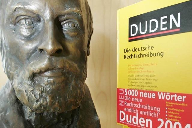 Konrad Duden und sein Werk: Schreibe, wie du sprichst