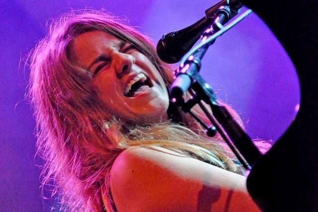 Fotos: Stimmen-Konzerte im Rosenfelspark