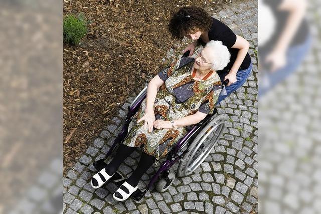 Tipps für Angehörige von Pflegebedürftigen